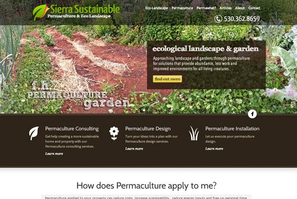 Sierra Sustainable