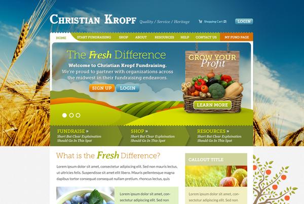 CK Organic Produce